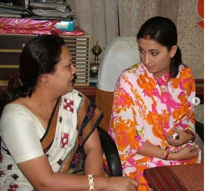 Union Minister Smriti Irani mocked on her weight, said this...