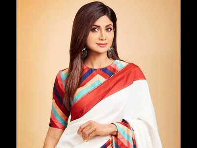 Shilpa Shetty gets a great surprise on her Birthday said, 'I feel great..'