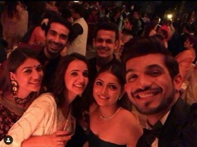 TV stars who were seen having fun at Ekta Kapoor's birthday party; see here!