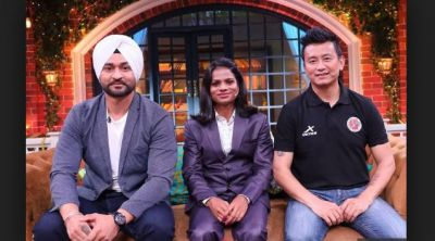 On Kapil's show, runner Dutee Chand remembers her struggling days