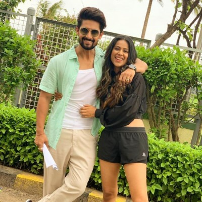 Nia Sharma suddenly got a proposal from THIS co-star on shooting set