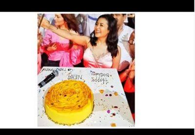 So, Neha Kakkar celebrates her birthday; see pics!