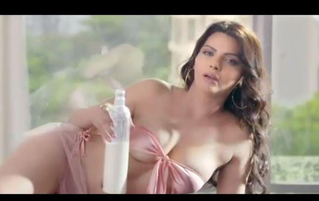 VIDEO: The milk-drinking Sherlyn Chopra shared her bold scenes!