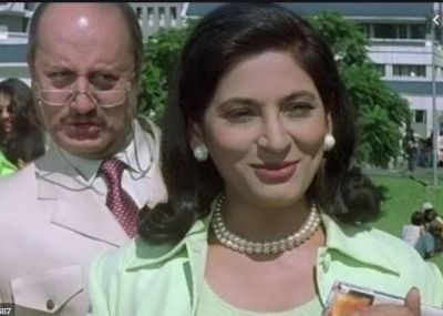 The reason why Archana Puran didn't want to Kiss Anupam Kher!