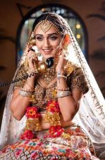 After Madhurima, This actress, who is a bride-to-be, has a plastered photoshoot