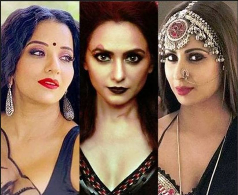 These Daayan and Chudailss' of TV changed the definition of Glamour!