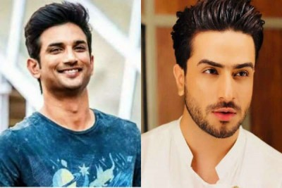 Aly Goni replies to a question asked about late Sushant Singh Rajput