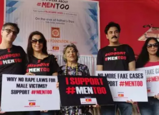 #MenToo: These Popular Stars protest in Mumbai!