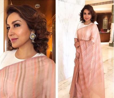 This Bollywood actress giving a haircut to her husband like Anushka