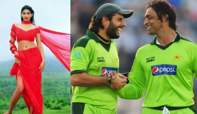 This Pakistani Cricketer was madly in love with Sonali Bendre; wanted to Kidnap her!
