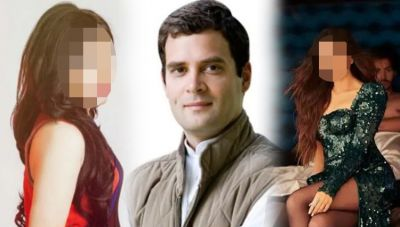 Birthday Special: These two actresses were madly in love with Rahul Gandhi!