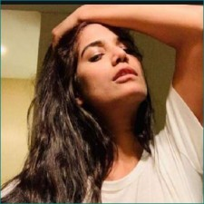 Poonam Pandey on final match of ICC Test Championship between IND Vs NZ, said 'I will strip again if..'