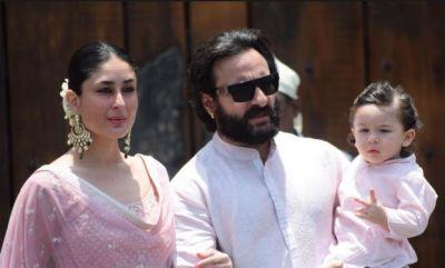लंदन में बेटे-पति संग छुट्टिया मना रहीं थी करीना, अचानक इस ख़ास वजह से लौटना पड़ा मुंबई
