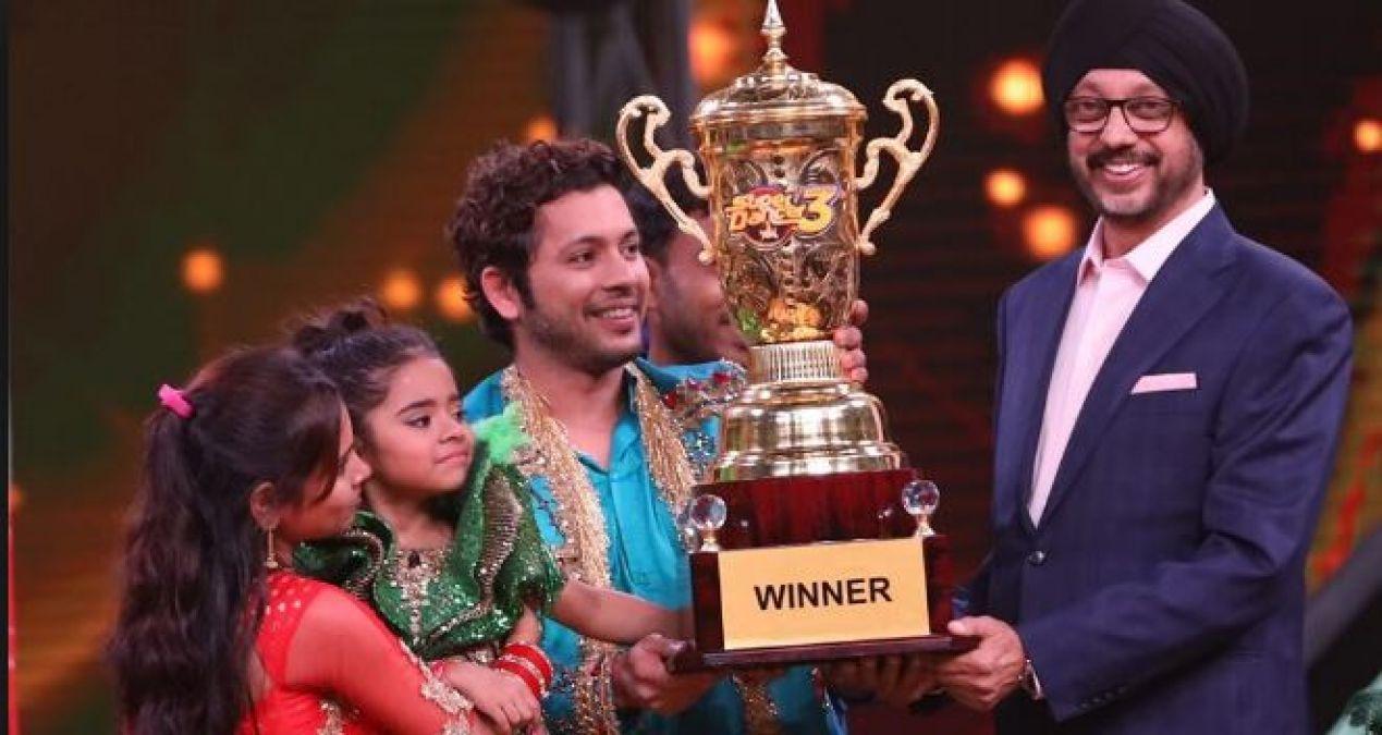 सुपर डांसर की विजेता बनीं रूपसा बताब्याल, मिले 15 लाख रुपए
