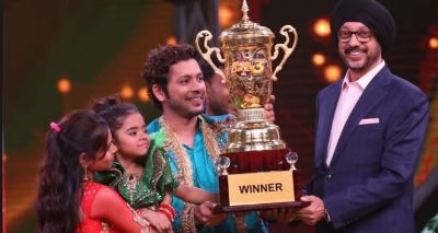 Super Dancer Rupsa Batabyal won Rs 15 Lakh Prize money