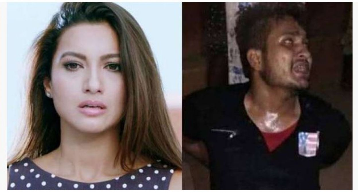 Actress Gauhar Khan, who was agitated over Jharkhand Mob Lynching, said: 'Shikhar Dhawan's injury...'