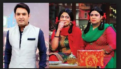After his separation from Kapil, Sunil once again said,