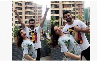 Mahi Vij is Enjoying her pregnancy a lot, see the pictures