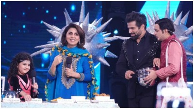 Neetu brings Kapoor's favourite dish for this famous contestant of Super Dancer-Chapter 4