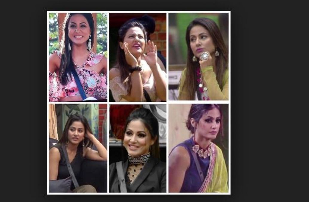 Hina Khan replied on the question of going to the Big Boss once again