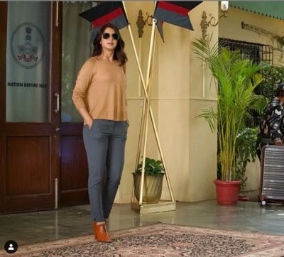 Jennifer Winget excited to be an Army officer