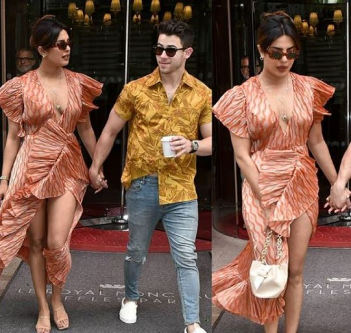 Priyanka Chopra loses balance on a Yacht ride; if Husband Nick wasn't there...