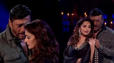 Dance Deewane 3: Madhuri Dixit, Jackie Shroff's chemistry leaves fans amazed