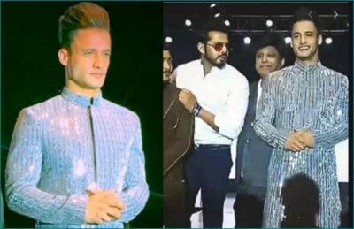 Bigg Boss 12 first runner up Sreesanth ramp walks with Asim Riaz