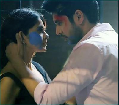 Beyhadh 2: Rudra and Maya plays romantic Holi