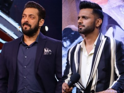 Rahul Vaidya gets fabulous gift from Salman Khan, Singer expresses happiness by sharing post
