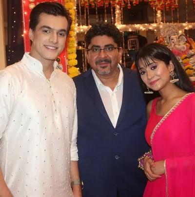 Yeh Rishta Kya Kehlata hai producer Rajan shahi denies leap in the show