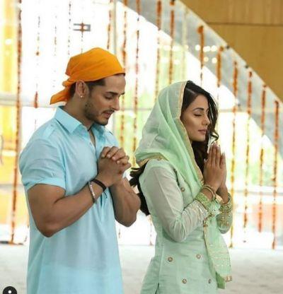 रांझणा गाने में प्रियांक से प्यार और किसी और से शादी करेंगी हिना खान
