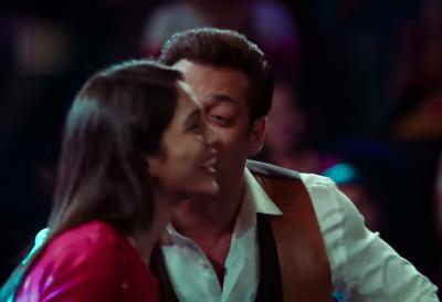 सलमान की KISS मिलने के बाद चमकी इस लड़की की किस्मत, मिले कई शोज़ के ऑफर