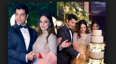 शादी के 1 महीने बाद शरद मल्होत्रा ने दी रिसेप्शन पार्टी, वायरल हुईं तस्वीरें