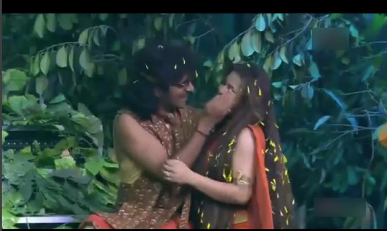 शिल्पा शिंदे और सुनील ग्रोवर ने किया शानदार नागिन डांस, वीडियो वायरल