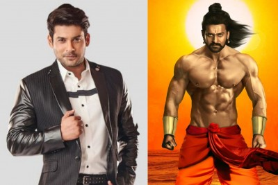 Is Sidharth Shukla going to be seen in Prabhas 'Adipurush'? Actor reveals truth