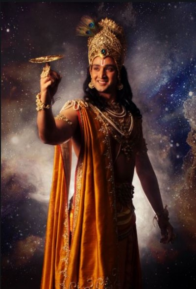 Krishna, Arjun and Abhimanyu of Mahabharata seen together, Shaheer Sheikh shared picture