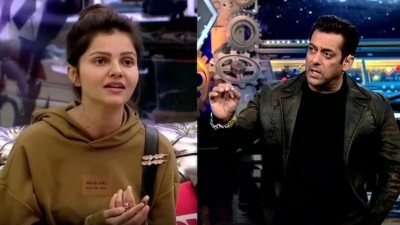 BB14: Salman is constantly targeting Rubina, fans express resentment