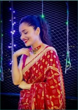 Ankita Lokhande shares video on Karwa Chauth, gives this advice to women