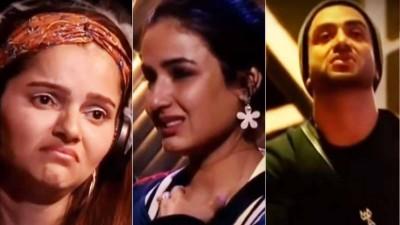 Will Jasmin Bhasin evict Aly Goni for Rubina?