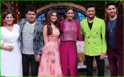 Rakul Preet Singh used to beat a lot of boys in school, revealed in Kapil's show