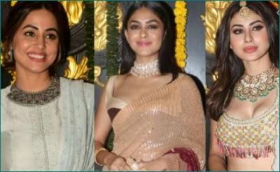 These TV celebs attend Ekta Kapoor's Diwali party