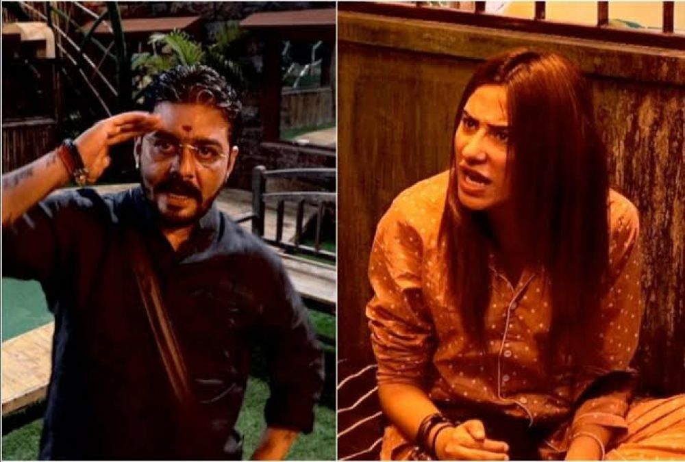BB13: Hindustani Bhau called Mahira 'Bade Hotho Wali Chipkali'
