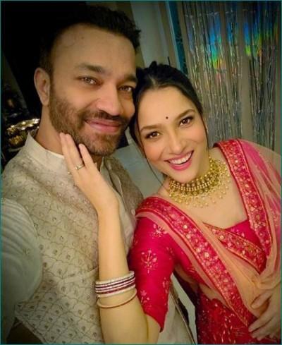 Ankita celebrated Diwali with boyfriend, troller says 'Have you forgotten Sushant?'