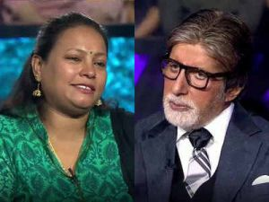 Kbc 11: Amitabh Bachchan gets emotional after listening to the story of the contestants