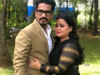 Comedian Bharti and her husband Harsh in NCB custody
