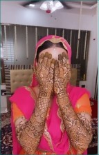 Sana Khan shares beautiful pictures of her Mehndi Ceremony