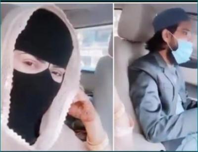 Sana Khan trolled for sharing long drive video