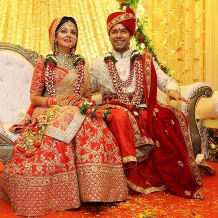 'कृष्ण' ने गर्लफ्रेंड संग रचाई शादी