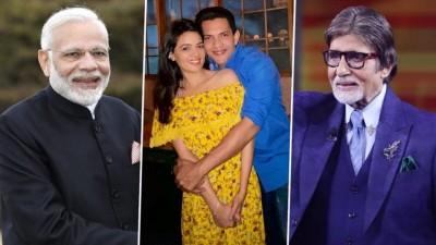 PM Modi And Amitabh Bachchan Invited To Attend Aditya's Reception, Father Udit Narayan Reveals